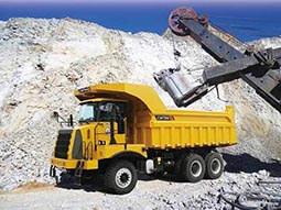 Surface Mining Truck CMT86