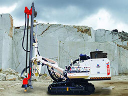 SD150F-1 Surface DTH Drilling Ri