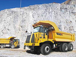 Surface Mining Truck CMT96